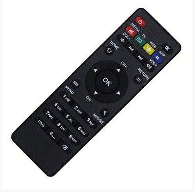 Controle Remoto para Tv Box V88 Piano 4k