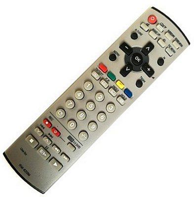 Controle Remoto TV Panasonic N2QAJB000080 /  RM-520M / LS-223 /  EUR7628030
