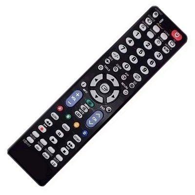 Controle Remoto Universal para TV Samsung Smart e 3D , compatível com mais de 20 Modelos