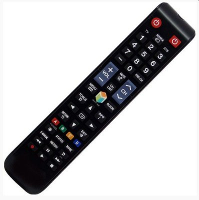 Controle Remoto  TV LCD / LED Samsung AA59-00808A / BN98-04428A  Smart TV