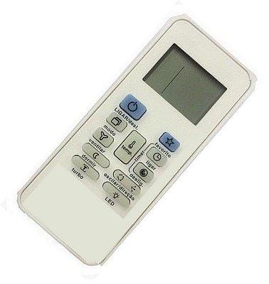 Controle Remoto  Ar Condicionado Split Springer 42MCB012515LS / 42MCC012515LS /42MCC018515LS / 42MCA007515LS / 42MCA012515LS