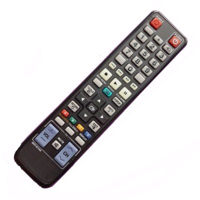 Controle Remoto Blu-Ray DVD Player  Samsung  BD-C1600 / BD-P1400/ BD-P1600 / BD-6800 / BD-C5500