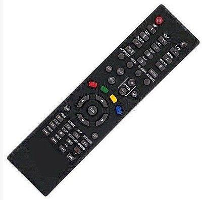 Controle Remoto Receptor  Azbox Spyder HD