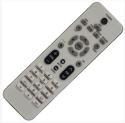 Controle Remoto Universal  para TV LED e LCD - Mais de 100 Marcas Nacional e Importada