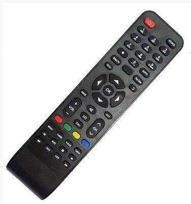 Controle Remoto Para Tv Philco PH40R86DSGW /  PH40R86DSGW / PH42F10DSGWAC/ PH43N91DSGW / PH49E20DSGWA PH55E51DSGW