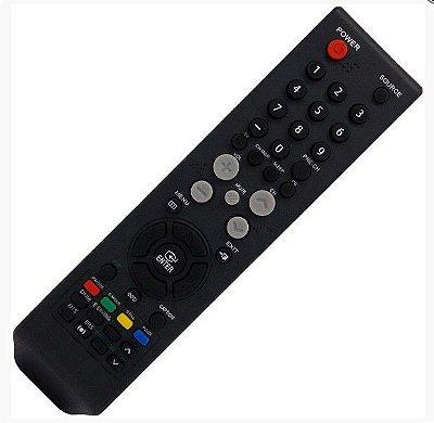 Controle Remoto TV LCD / LED / Plasma Samsung BN59-00545A / BN59-00556A / LN-26R71B / LN-32R71B / LN-40R71B / LN-46N71B