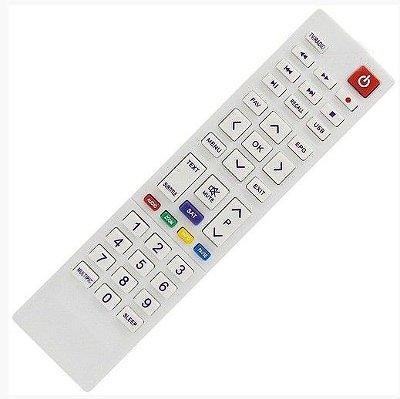 Controle Remoto para Receptor Azamérica Silver Ultra HD