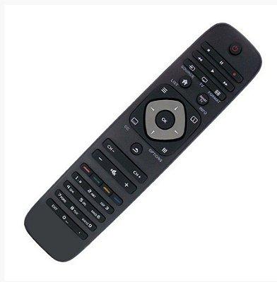 Controle Remoto Tv Philips Smart  42PFL7404/78 46PFL4908G/78 | 46PFL5508G/78 |47PFL6007G | 47PFL7007G | 47PFL7008G