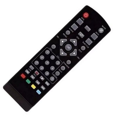 Controle Remoto Para Conversor Digital Set Top Box
