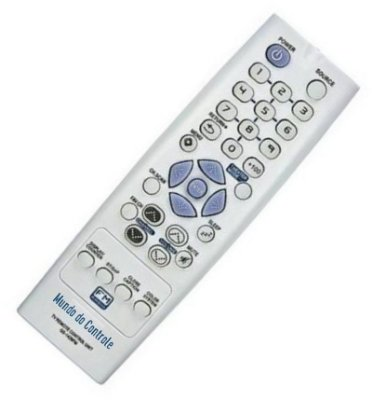 Controle Tv Gradiente e Philco G29Fm, Gs1429Fm, Tv-1423, Tf-2140, Tf-2150, Pcr-29Ef, Tpc-2910, Tpf-2941