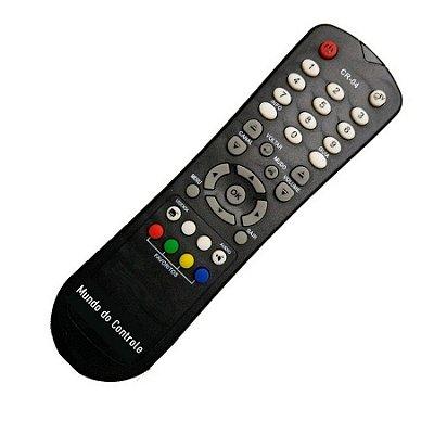 Controle Remoto Orbisat Oi TV Dth-S2200