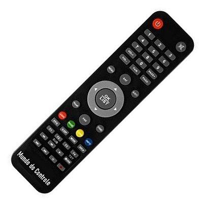 Controle Remoto Duosat Tuning P918 HD / P920 UP HD / P930