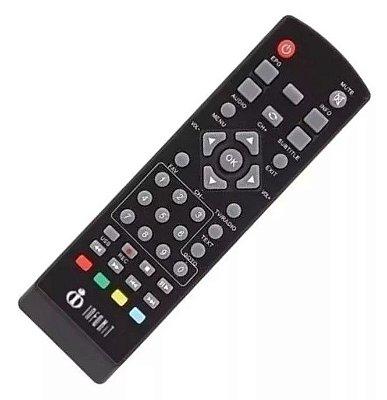 Controle Remoto Conversor Digital Nova Digital / Isdb - T