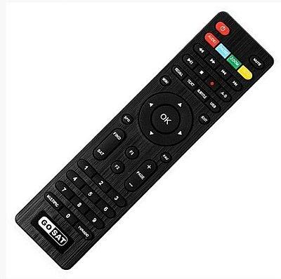 Controle Remoto Receptor Gosat Cable+ HD Wi-Fi
