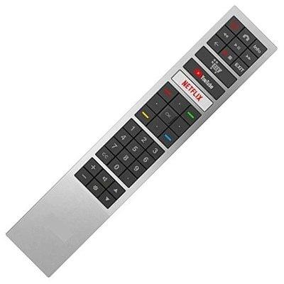 Controle P/ Tv Aoc Led Smart 4k Netflix 32S5295/78G, 43S5295/78G, 50U6295/78G, 55U6295/78G