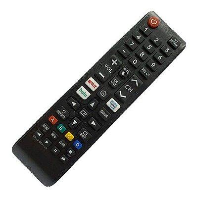 Controle Remoto Tv Samsung Led Smart 4k Un50ru7200fxza Prime