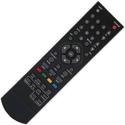 Controle Conversor Digital Semp Toshiba Dc2007m / Dc2008h / Dc1010