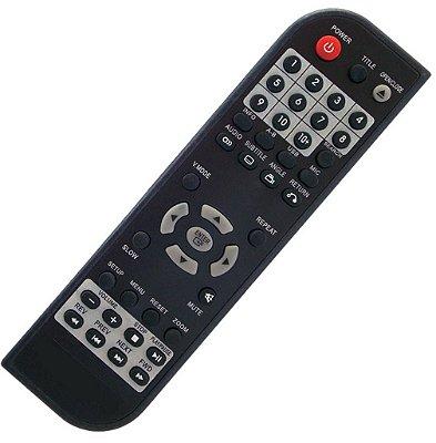 Controle Remoto  Dvd Player Mondial  D03 - D05 - D06
