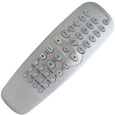 Controle Remoto Gravador De Dvd Philips Dvd-r 3350 3380 3355
