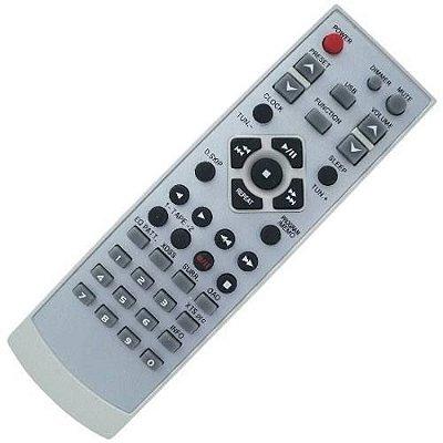 Controle Remoto Aparelho de Som LG 6710CMAT01A / 6710CMAT01C / LM-U1350 / LMS-U1350 / LM-U1050 / LMS-U1050 / LM-W550 / LMS-W550 / LM-U550 / LMS-U550