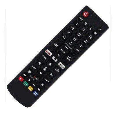 Controle Remoto Tv Smart Akb75095315 AKB75375604  AKB75095315  AKB75095315