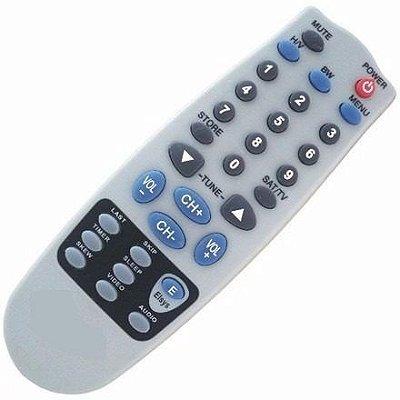 Controle Remoto Receptor Elsys L3000 / Alsat-a / Visionsat