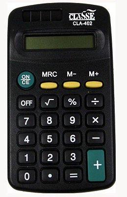 Calculadora de Bolso XH TD-402-8 com  8 Dígitos