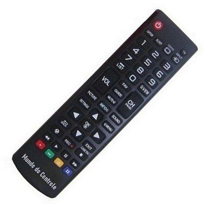 Controle Remoto Para Tv LG Akb74475411 Akb73715682