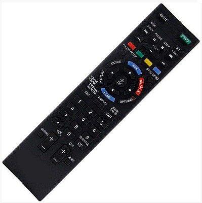Controle Remoto Tv Sony Bravia Kdl-48w585b - Kdl-48w600b