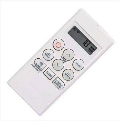 Controle Remoto Do Ar Condicionado LG Akb73756206 Akb7387590