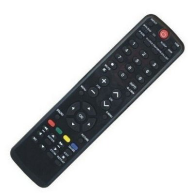 Controle Remoto Tv Lcd H-buster  Hbtv-40d02fd / Hbtv-32do3hd