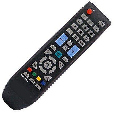 Controle Remoto Tv E Monitor Lcd / Led Samsung