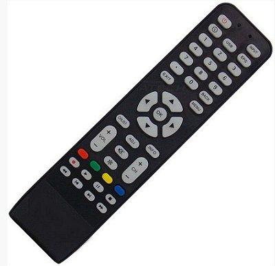 Controle Remoto Aoc Serve Todos Modelos Tv Lcd / Led