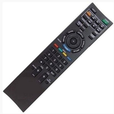Controle Remoto Tv Sony Bravia Kdl-32ex605 / Kdl-32ex607