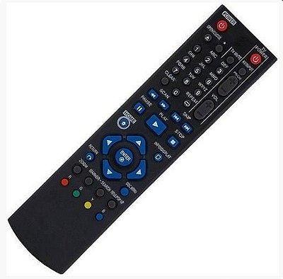 Controle Remoto Blu-ray LG  Bd550 / Bd560 / Bd570 / Bd350