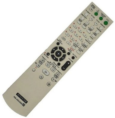 Controle Home Theater Sony   Rm-adu005 / Dav-dz230