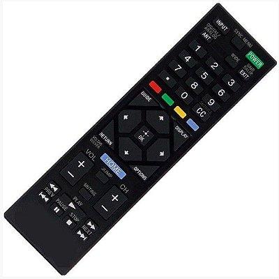 Controle Remoto Tv Sony Bravia Kdl-42r474a / Kdl-42r475a