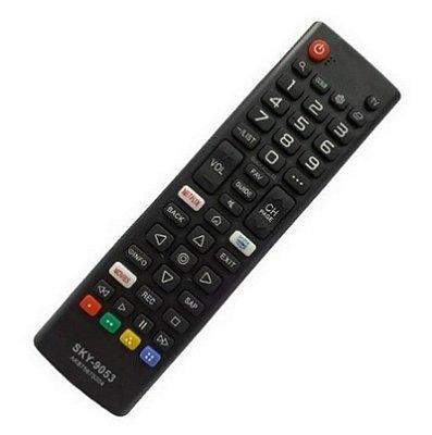 Controle Remoto Tv LG  Smart 4k 32lk610b  43um7300 43um7300p