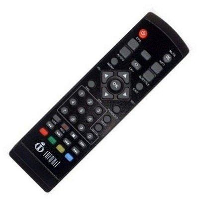 Controle Remoto Para Conversor Tv Digital Gravador Full Hd 1080p