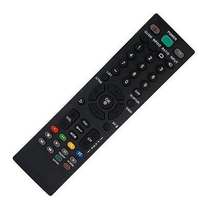Controle Remoto Tv LG Lcd / 42ls3400 / 32ls3450 / 32ls3500