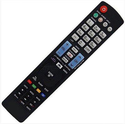 Controle Remoto Tv LG 3d Smart 55lm6210, 65lm6210, 32lm6400,