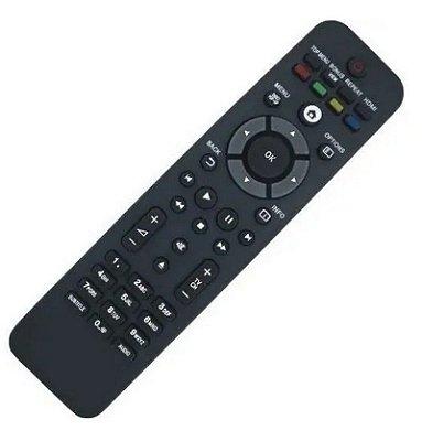 Controle Remoto Blu-ray Philips Bdp3000 Bdp3000x Bdp3100x BDP5200X BDP5200X/78