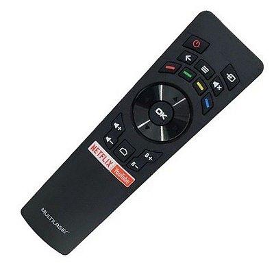Controle Remoto para Tv Smart Multilaser