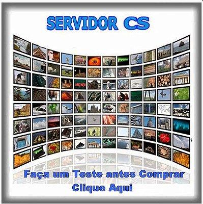 Servidor CS Claro SD / HD - SKY SD / HD - Plano para 180 Dias  R$48,00