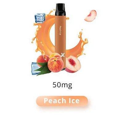 SOLO X DESCARTAVEL  PEACH ICE 1500 PUFFS (TRAGADAS)