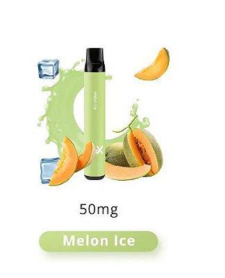 SOLO X DESCARTAVEL MELON ICE 1500 PUFFS (TRAGADAS)