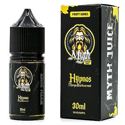 LIQUIDOS MYTH HYPNOS - MANGO BLACKCURRANT SALT NIC  30ML