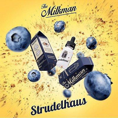 Liquido Strudelhaus - The MilkMan eLiquid 30 ml - 0mg nicotina