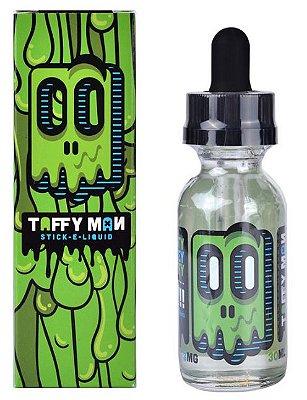 Taffy Man e-Liquid-taffy de maça verde - 30 ML - 3 MG NICOTINA