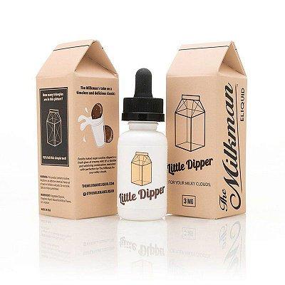 E-Liquido Little Dipper - The MilkMan 30 ml - 0mg nicotina